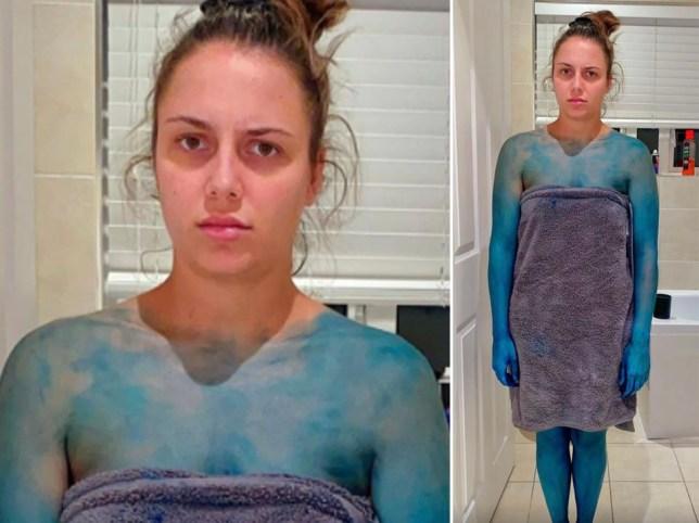 Dylon warns against bath dye pranking trend