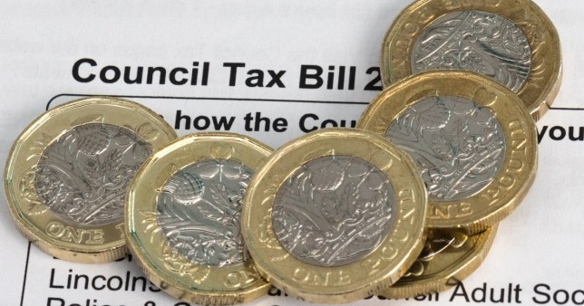 A third of households in England and Wales are being taken to court for not paying their council tax
