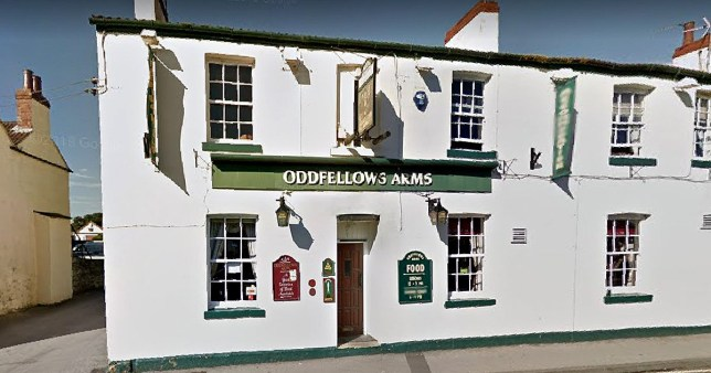 The Oddfellows Arms in Sherburn-in-Elmet, North Yorkshire