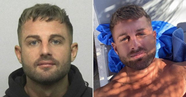 Fugitive drugs suspect offers to double police reward for anyone who keeps schtum Pics: NCJmedia/Triangle News