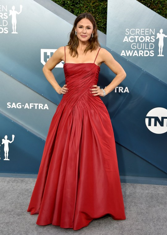 LOS ANGELES, CALIFORNIA - JANUARY 19: Jennifer Garner attends the 26th Annual Screen Actors Guild Awards at The Shrine Auditorium on January 19, 2020 in Los Angeles, California. (Photo by Axelle/Bauer-Griffin/FilmMagic)