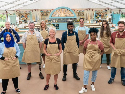 Bake Off 2020: Mark Lutton left the GBBO tent after Japanese week