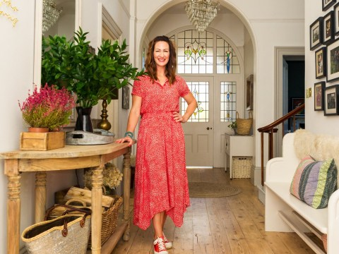 This stunning Victorian home took nomadic interior designer owner over two years to transform