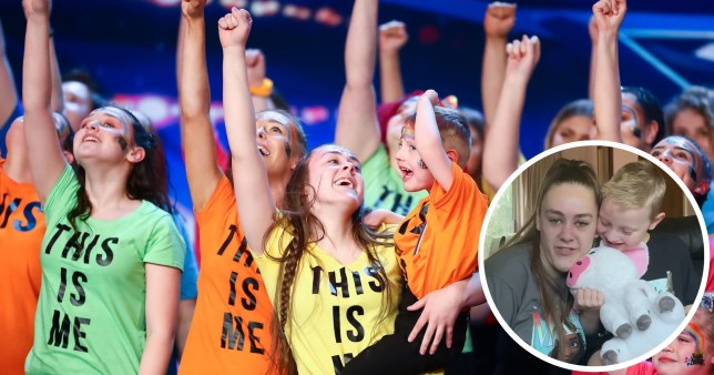 Exclusive - Sign With Us star Christian receives death threats from online trolls as sister Jade aims to spread positive message in semi-final