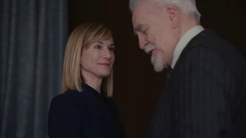 Succession: Behind Holly Hunter's casting