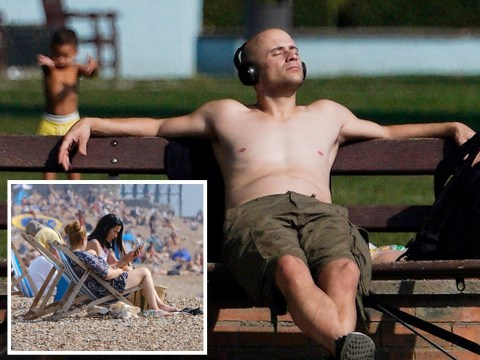 Britain set to be hotter than Barcelona with 26°C sunshine this weekend