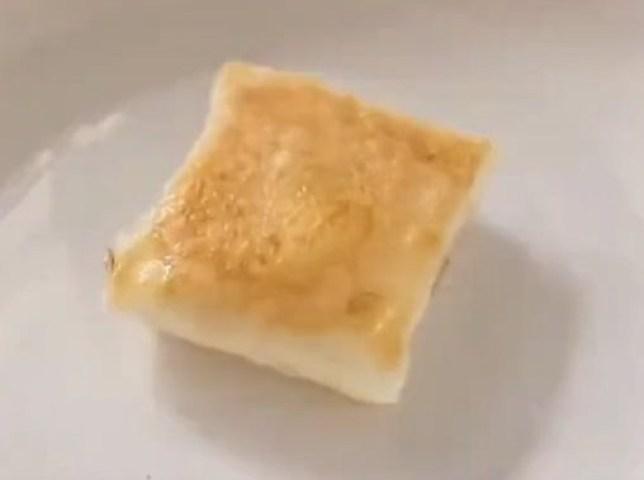 How to make the 'eggvelope' folded egg you've seen all over TikTok