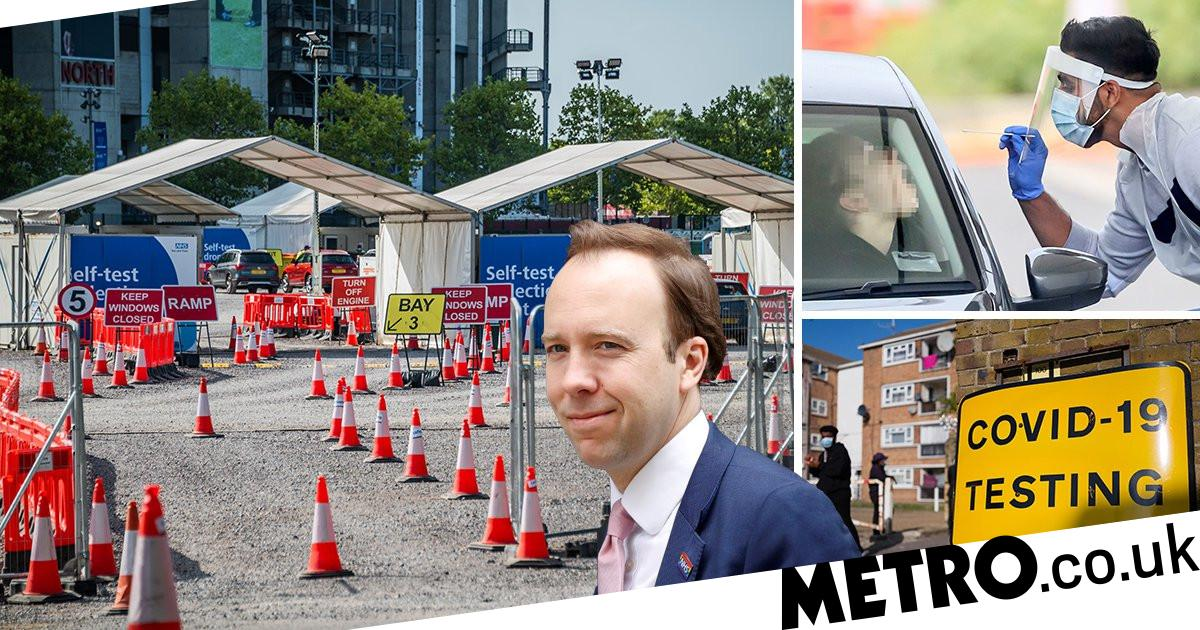 Photo of Matt Hancock insists coronavirus tests are available everywhere despite chaos