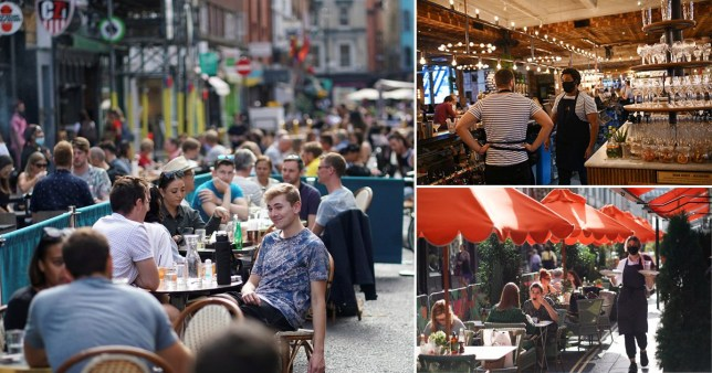 What could happen tonight: Work from home encouraged and pubs shut at 10