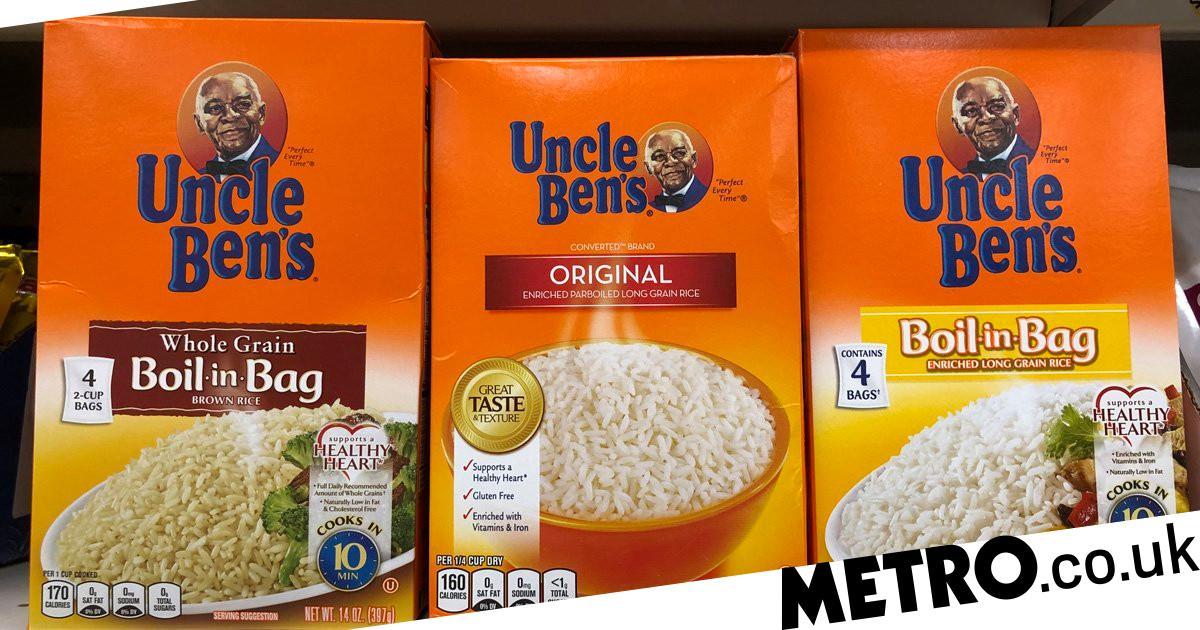 Uncle Ben's rebrands as Ben's Original and drops racist logo - Metro.co.uk