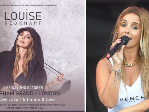 Louise Redknapp has faith tours 'will come again' as she gears up for socially-distanced show