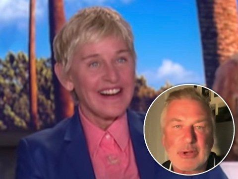 Alec Baldwin tells Ellen DeGeneres to 'keep moving forward' amid 'toxic' workplace scandal: 'We need you'