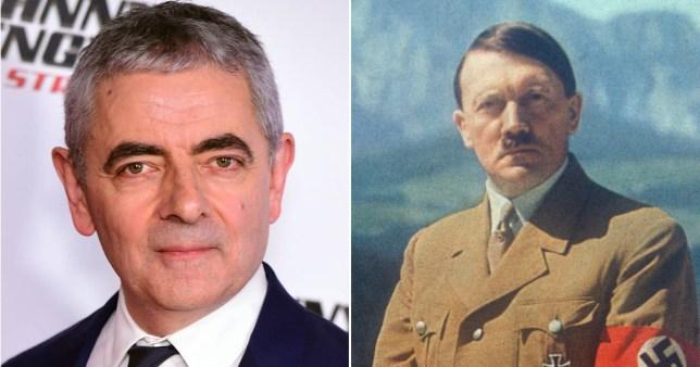 Rowan Atkinson Rumoured To Play Adolf Hitler In Peaky Blinders
