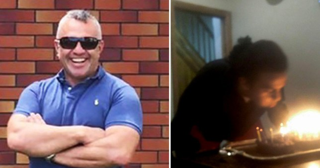 Croydon cop, Matiu Ratana, killer Louis De Zoysa, from Norbury, remains critically ill in hospitalLouis Zoysa son who lives at Croydon home of shooting suspectPic sent in from global