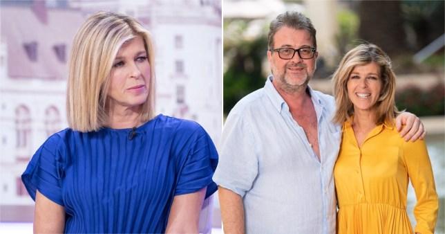 Kate Garraway S Husband S Coronavirus Battle Is Longest In Uk Metro News