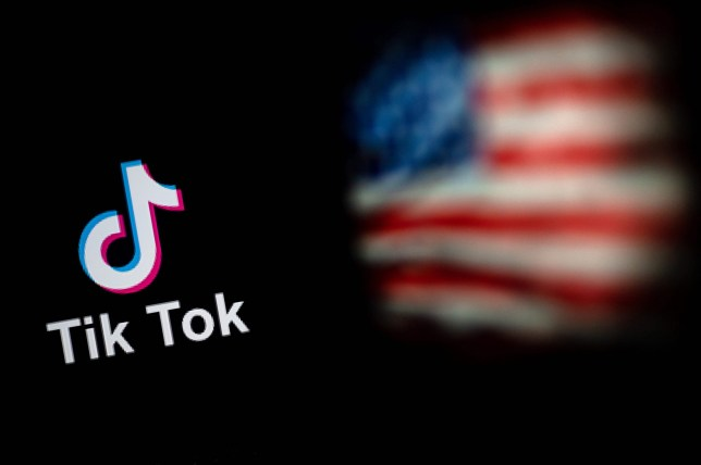 TikTok won't be banned in the US from Monday after all (Photo by NICOLAS ASFOURI/AFP via Getty Images)
