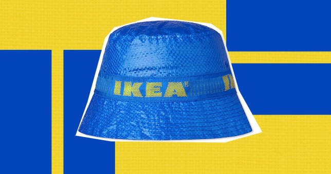 new Ikea bucket hat