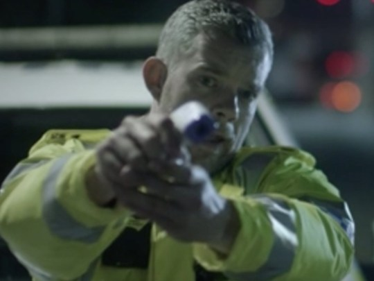 Russell Tovey stars in drama based on real-life stories from keyworkers