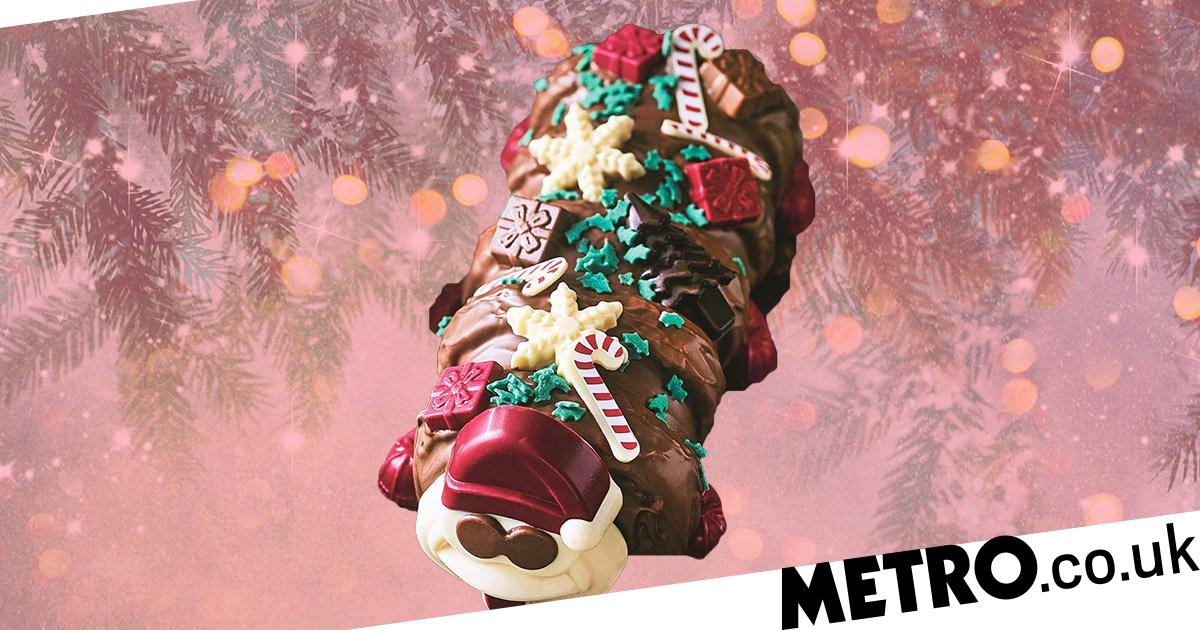 M S Releases Festive Colin The Caterpillar Cake With A Fetching Little Santa Hat On Metro News