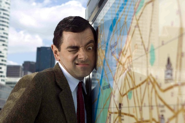 ROWAN ATKINSON Character(s): Mr. Bean Film 'MR. BEAN'S HOLIDAY' (2007) Directed By STEVE BENDELACK 22 March 2007 SSM48791 Allstar/UNIVERSAL (UK/FR/DE 2007) **WARNING** This Photograph is for editorial use only and is the copyright of UNIVERSAL and/or the Photographer assigned by the Film or Production Company & can only be reproduced by publications in conjunction with the promotion of the above Film. A Mandatory Credit To UNIVERSAL is required. The Photographer should also be credited when known. No commercial use can be granted without written authority from the Film Company.