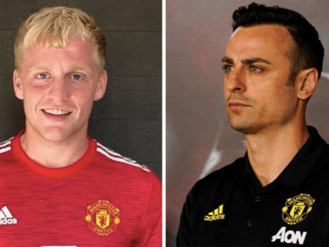 Dimitar Berbatov hails 'exciting' Donny van de Beek deal – but urges Manchester United to sign central defender