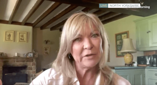 Claire King Emmerdale return This Morning