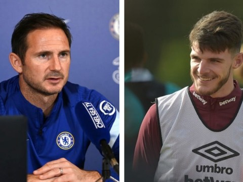 Chelsea offer two players to West Ham in bid to sign Declan Rice before transfer window closes