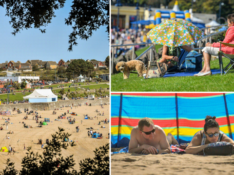 Heatwave returns to UK with highs of 30C