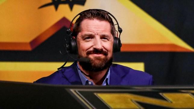 WWE and NXT superstar Wade Barrett
