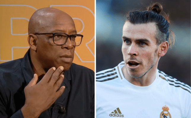 Ian Wright reacts to Gareth Bale returning to Spurs and rates top-four chances