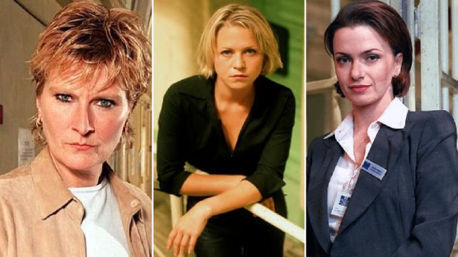 Bad Girls and EastEnders stars