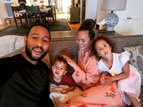 John Legend says Chrissy Teigen pregnancy was 'a surprise' as they look forward to arrival of third baby