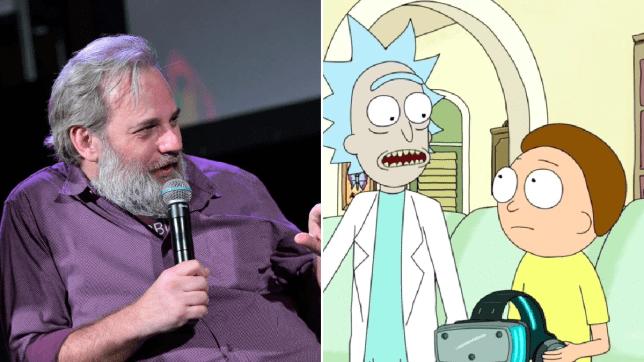 Dan Harmon and Rick and Morty