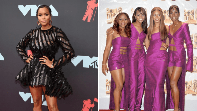 LeToya Luckett was homeless and living on noodles after leaving Destiny's Child: 'I slept in a car'
