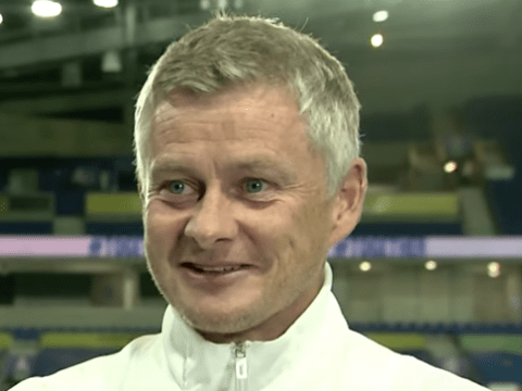 Ole Gunnar Solskjaer admits Manchester United are 'working hard' on transfers