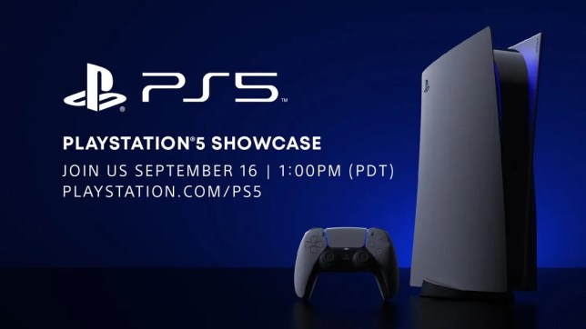 PS5 Showcase September
