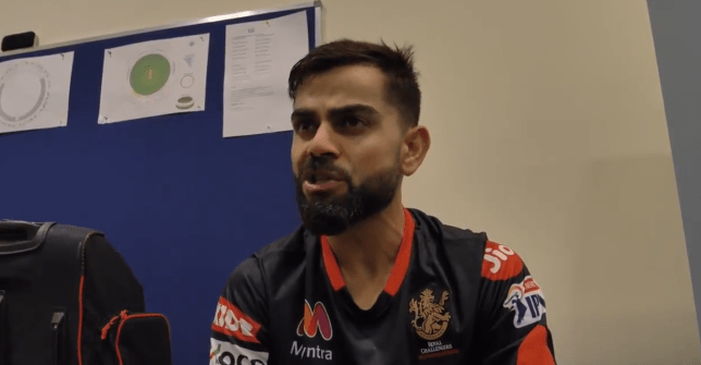 India and Royal Challengers Bangalore captain Virat Kohli hailed his team-mates
