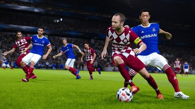 eFootball PES 2021: Season Update screenshot