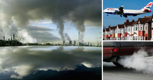 Air pollution in the UK