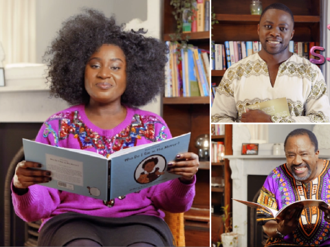 YouTube channel tells Black stories for children: 'If we don't tell our stories, no one else will'