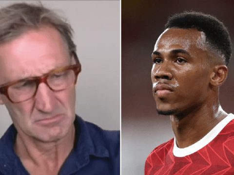 'I'm screaming' – Tony Adams slams Mikel Arteta for dropping Gabriel in Arsenal's defeat to Liverpool