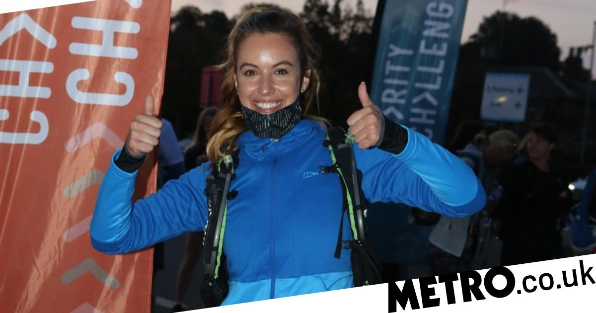 And they're off! Celebs and Metro.co.uk readers take on London's '10 Peaks' for charity - metro