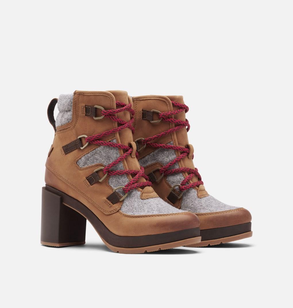 Sorel Footwear Blake heeled hiking boot