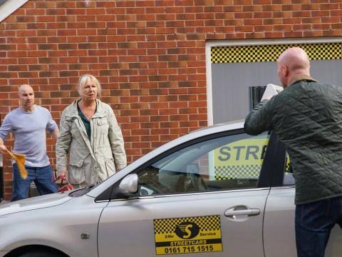 Coronation Street spoilers: Stunned Tim Metcalfe is accused of a gay affair
