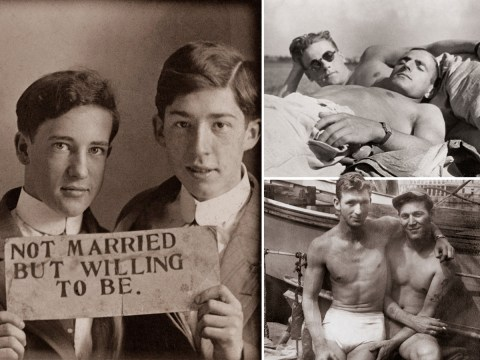 Not married but willing to be: Pictures of male lovers from 1850s to 1950s when being gay was illegal