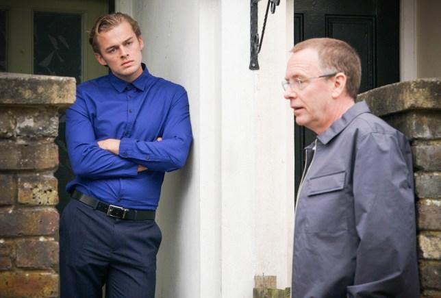 Peter and Ian EastEnders