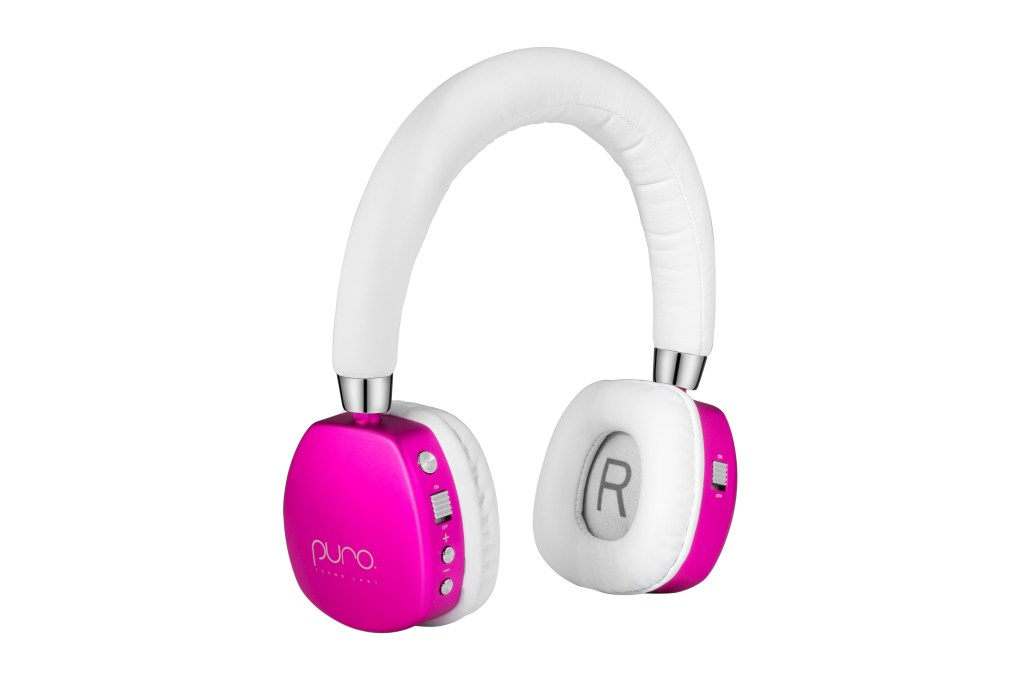 Puro Sound Labs PuroQuiet Noise Volume Limiting Headphones