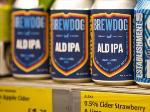 BrewDog and Aldi team up to launch limited edition 'ALD IPA'