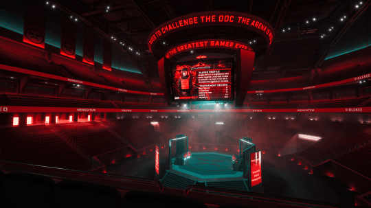 Dr Disrespect helped design a new level called The Arena.