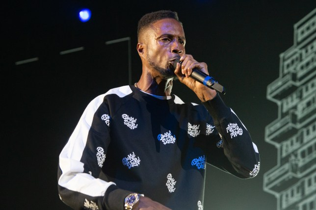 D Double E performing
